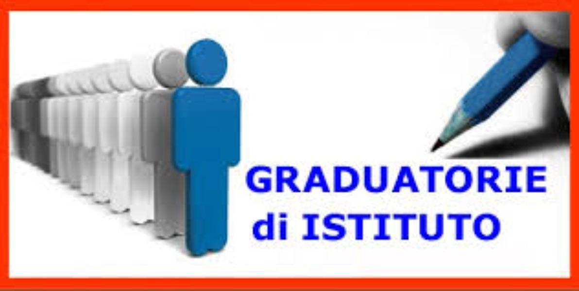 Graduatorie  di Circolo e d'Istituto