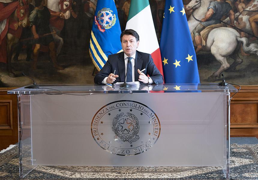 INFORMAZIONI ED AGGIORNAMENTI - GOVERNO ITALIANO